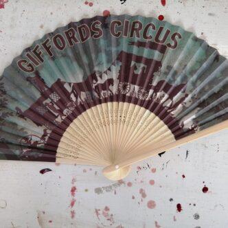 2021 Giffords Circus Fan