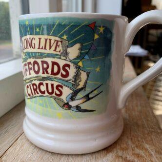 Long Live Giffords Circus – Emma Bridgewater 2nds Mug